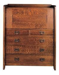craftsman furniture. Stickley Mission Furniture Fall Front Desk Craftsman Catalogs