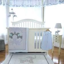 elephant crib set boy elephant crib bedding boy blue set