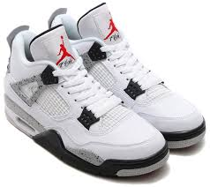 jordan 4 retro. nike air jordan 4 cement retro 2016
