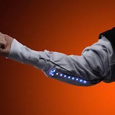 Technomancer Hoodie Uses Leds To Illuminate Your Spells