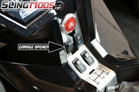 Polaris Slingshot Garage Door Opener by Mo-Door