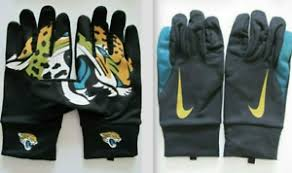Nike Nfl Stadium Gloves Size Chart Details About Nike Nfl Stadium Fan Gloves Jacksonville Jaguars Black Blustery Ochre Mens Large