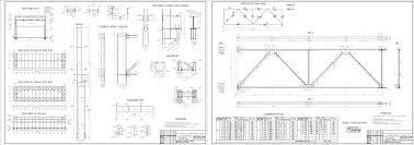 Металлические конструкции металлоконструкции курсовые проекты  Курсовая работа Каркас однопролетного производственного здания