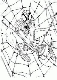 Disegni Da Colorare Spiderman Homecoming Img