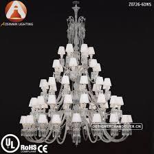 baccarat custom chandelier crystal lighting