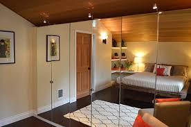 mirrored closet doors. View In Gallery The Clean Look Of Mirrored Closet Doors S