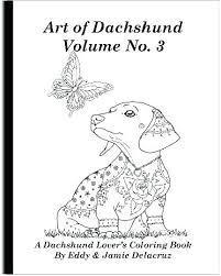 Dachshund Coloring Book Pages Dachshund Coloring Pages Coloring