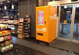 New Vending Machine Ideas Magnificent Next Generation Vending Machines Dispense Healthy Food