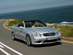 2006 Mercedes CLK 63 AMG Review - Top Speed