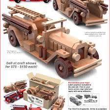 wooden car plan