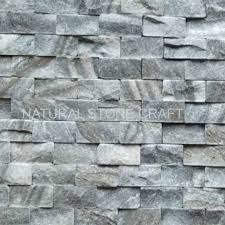 grey cultural stone cladding exterior wall tile thickness 10 15 mm