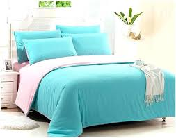 grey and turquoise quilt white bedding solid comforter set simple teen bedroom trim headboard duvet cover