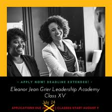 Eleanor Jean Grier Leadership Academy Applications Now ...