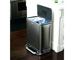 pet proof trash can dog proof trash can dog proof kitchen trash