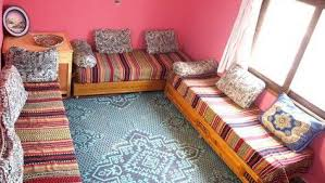 moroccan style decor pallet furniture