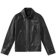 acne studios aze leather jacket get it here