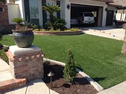 Front Yard Garden Design Magnificent Faux Grass Cuyamungue New Mexico Landscape Ideas Front Yard