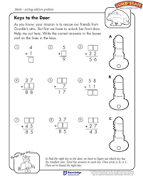 Free Fun Math Worksheets Free Worksheets Library | Download and ...