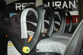 tips on fitting 3 infant seats across the back seat or 2 side by side for twins
