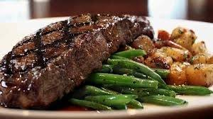 Image result for 8 ounce strip steak