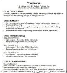 Work Summary For Resume Gallery Of Resume Professional Summary