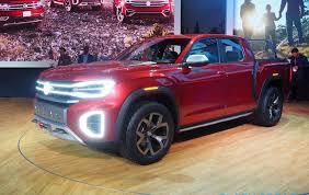 VW Atlas Tanoak first look: Volkswagen, build this pickup - SlashGear