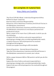 what should i write my college about business ethics reflection paper business ethics essay studydaddy com