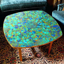 diy mosaic tile full size of decorating mosaic accent table indoor small round mosaic table broken diy mosaic