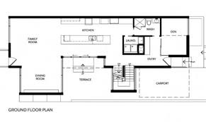 18 minimalist house floor plans ideas minimalist zen like barn ground floor plan house design