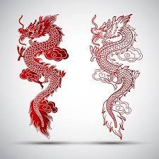 Men Illustration Of Traditional Chinese Dragon Illustration 123rfcom Dragon Tattoo Stock Photos And Images 123rf