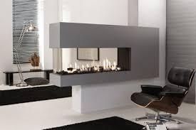 peninsula fireplace 3 sided fireplace direct vent fireplace modern gas fireplace