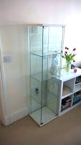 glass display cabinet case curio cabinets ikea table gla ikea glass display case