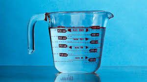 Cooking Equivalents And Measures Science Of Food