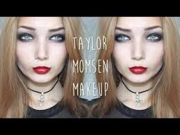 today i decided to recreate the famous taylor momsen dark grungy makeup tutorial since many of you have requested it