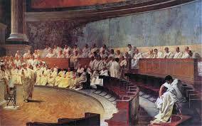 Сенат Древний Рим Википедия