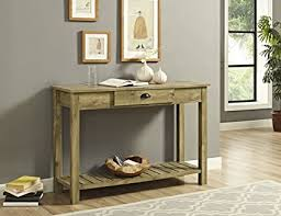 country style kitchen furniture. WE Furniture Country Style Entry Console Table - 48\u0026quot;, Barnwood Country Style Kitchen Furniture