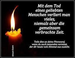 Spruche Zum Geburtstag Verstorbener Trauer Trauer Texte Beileid