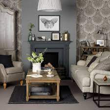 21 Living room wallpaper ideas ...