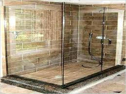 wood plank tile shower porcelain shower tile wood plank tile shower tile look shower surround a