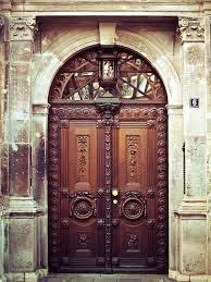 beautiful old door design ideas