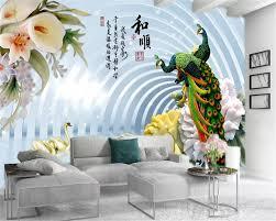 3d Mural Wallpaper Expanding Space ...