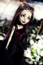monster high ooak roce goyle repaint custom doll