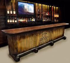 ultimate man cave rustic man cave ideas. Home Bar Custom Hand Built Rustic Whiskey, Pub, Man Cave, Barn LOCAL PICKUP Ultimate Cave Ideas