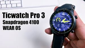 <b>Ticwatch Pro 3</b> Smartwatch | Best Smartwatch of 2020? - Everything ...