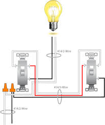 3 way switch wiring diagram variation 3 electrical online there are many variations for wiring a 3 way switch network see our wiring diagrams page for more ways to wire a three way switch circuit