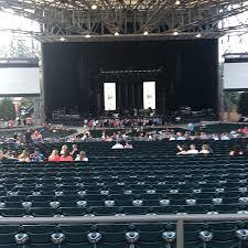 Verizon Wireless Amphitheatre Atlanta Ga Seating Chart Correct Verizon Amphitheater Seating View Verizon