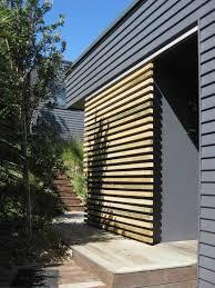 less barn doors for house for barn doors wood slat sliding door in new zealand beach house