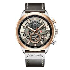 <b>CURREN</b> 8380 Gray Quartz Watches Sale, Price & Reviews ...