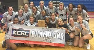 OU volleyball captures KCAC tourney title - News - The Ottawa Herald -  Ottawa, KS
