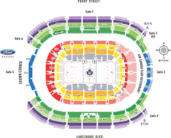 Air Canada Centre Seating Chart Hockey 62 Detailed Air Canada Centre Bon Jovi Seating Chart